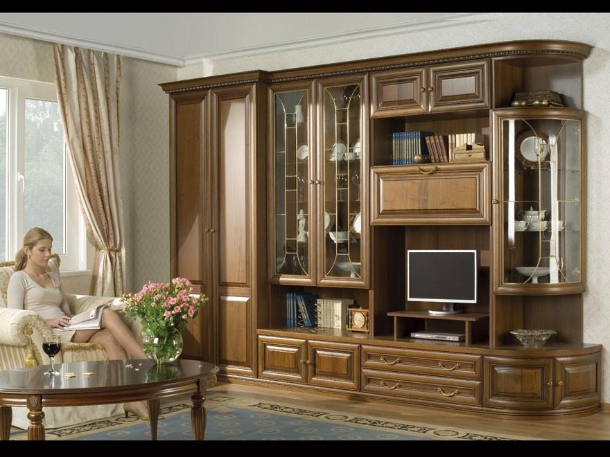 Мебель В Гостиную Современная Классика В Москве