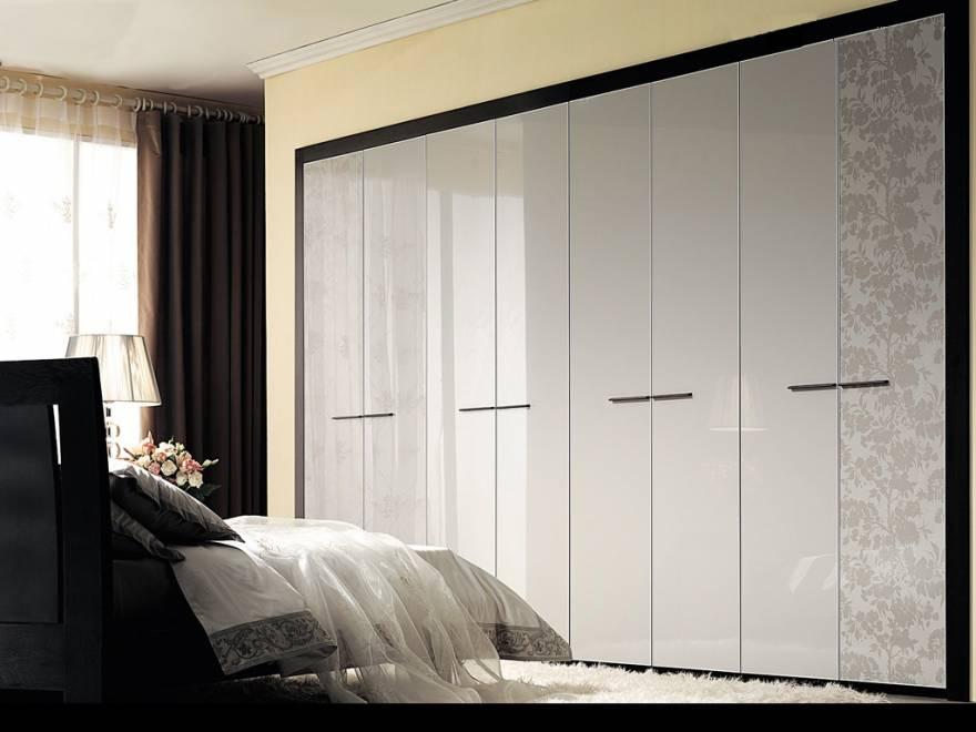 удобные шкафы для спальни - фото 9