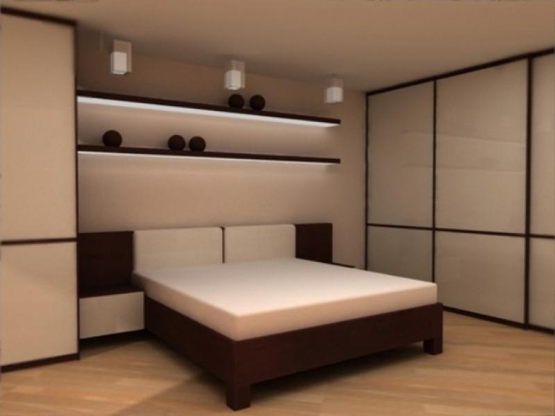 шкафы радиусные угловые белые для спальни